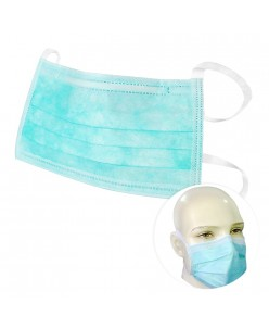 In Stock Disposable Face Masks - 3 layers (50pcs.)