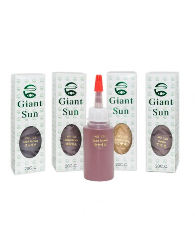 Giant Sun eyebrows pigments (20 ml.)