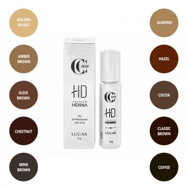 CC Brow Premium Henna HD (5 g)