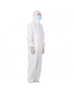 Disposable protective coveralls 1 pcs.