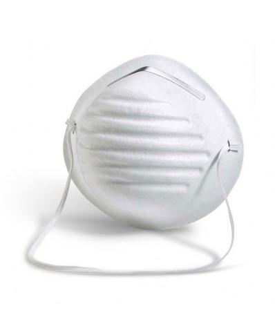 Comfort disposable face dust masks 10pcs.