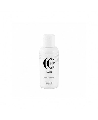 CC Brow Henna Remover, 50 ml