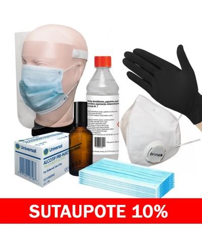Disinfection kit MIDI