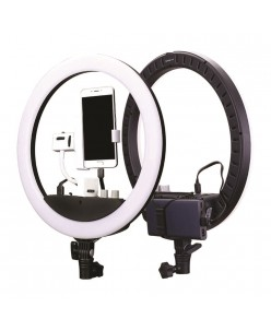 Nanlite Halo 14U LED Ring Light with Built-In Li-Ion Battery