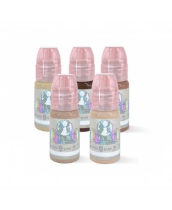Perma Blend areola pigments 15ml.