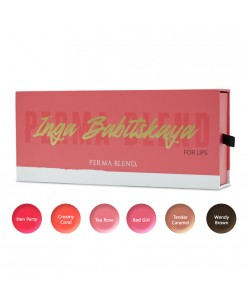 Perma Blend- Inga Babitskaya set for lips 6x15 ml.