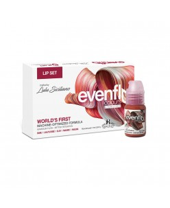 Perma Blend Evenflo lip pigments set 15 ml. (5 vnt.)