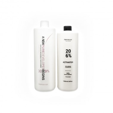 Roverhair Pure Developer Activator 1000 ml. (3 - 6 - 9 - 12 %)