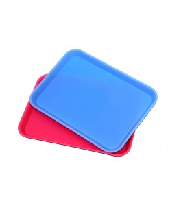 Set-up plastic tray