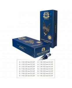 Skin Monarch Luxury Cartridge test set (20 pcs.)