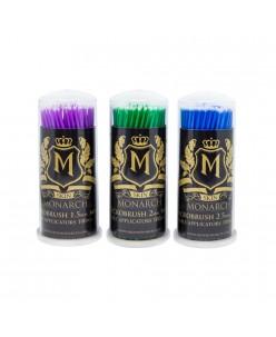 Skin Monarch Microbrush Applicator (1.5 mm / 2 mm / 2,5 mm) 100 pcs.