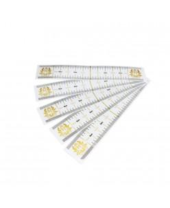 Skin Monarch Sticky ruler nr.2  (10 / 100 pc.)