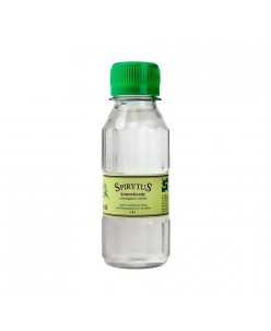 Cosmetic skin alcohol solution with aloe 110ml.