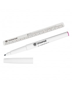 Universal skin marker (dark purple)