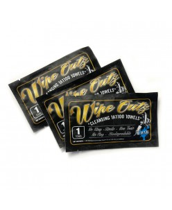 WIPE OUTZ Cleansing Tattoo Aftercare 1pcs.