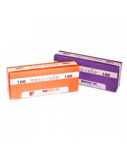 Meso-relle® 30G x 4mm / 6mm / 12mm/ 25mm (1pc.)