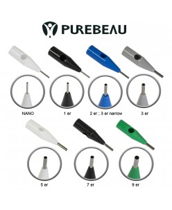 Purebeau Needle cap for 1er; 2 er; 3er; 5er; 7er; 9er (1 pcs.)
