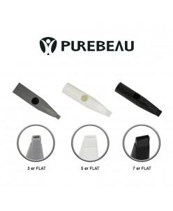 Purebeau Needle cap for FLAT needles 3er, 5er, 7er (1 pcs.)