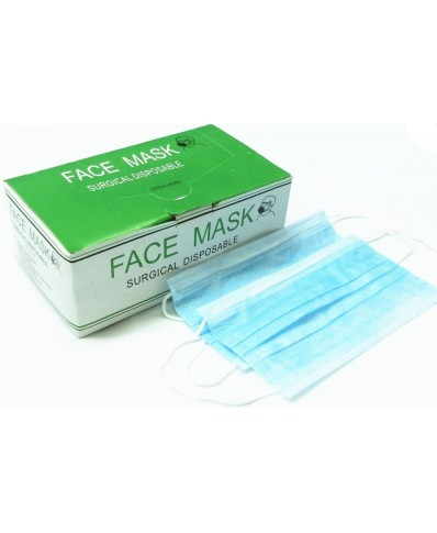 Surgical disposable  face masks (50pcs.)