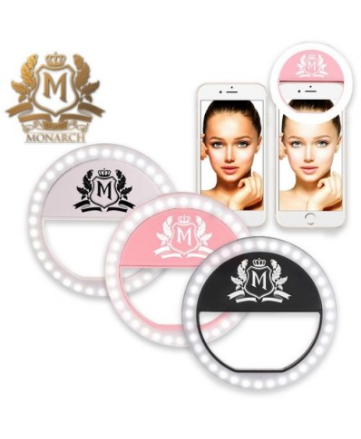 Skin Monarch Portable Ring Light For Smartphone