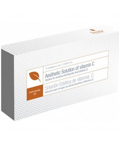 Dermclar Aesthetic Solution Of Vitamin C 2ml.