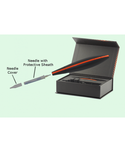 "Bella 2-prong needle ""Supersonic"""