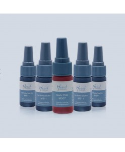 Mastor® eyebrows pigments 15 ml