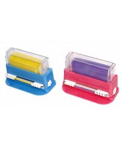 Microbrush holder