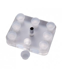Acrylic pigment containers holder Nr.1