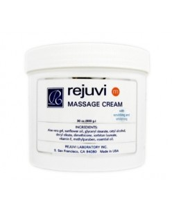 "REJUVI ""M"" MASSAGE CREAM WITH SCRUBBING&WHITENING (900 G.)"