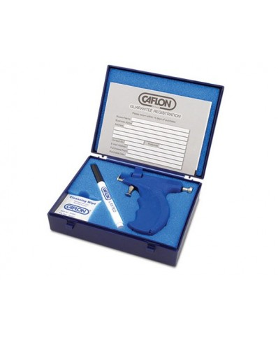 Caflon® Blu Ear Piercing Instrument