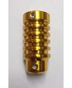 Aluminium grip (Nr.2) 25 mm.
