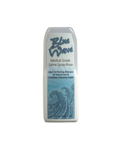 Blue Wave Saline Cleansing Spray (59ml.)