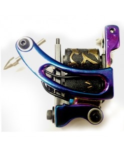 Contour tattoo machine (Purple Star)