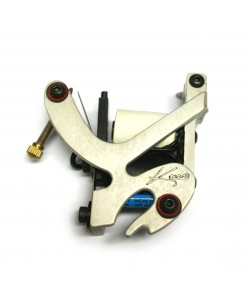 Contour tattoo machine (Silver Cosmos)