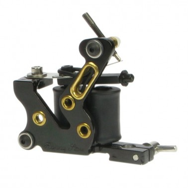 Ronnie Starr Shader Tattoo Machine