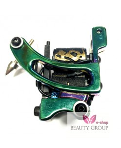 Contour tattoo machine (Green Star)