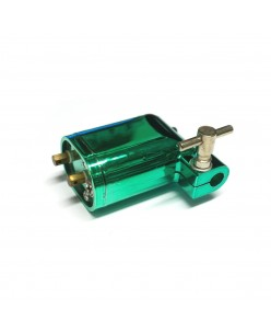 Rotary-contour tattoo machine (Green Hit)