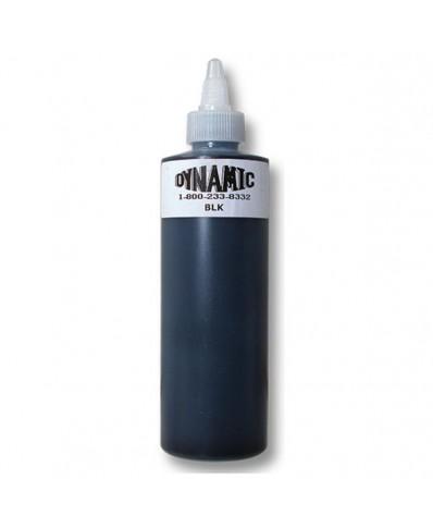 Dynamic Black Tattoo Ink (240ml.)