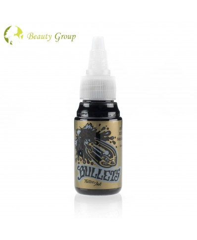 Bullets pigment (XXX Medium) 35ml./150 ml.