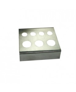 Metal caps holder 7 holes