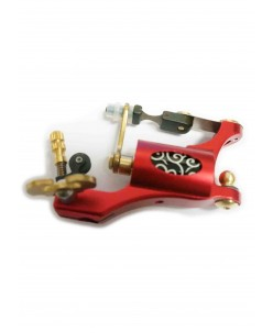 Rotary tattoo machine (red)
