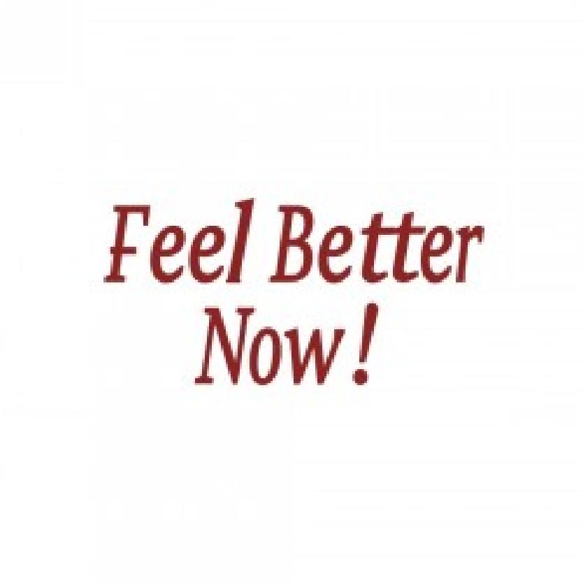 Feel Better Now